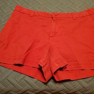 BcG red shorts